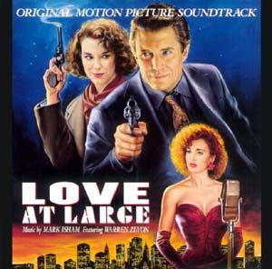 Love at Large original soundtrack