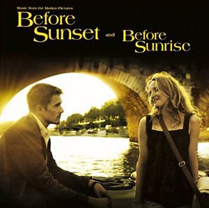 Before Sunset and Before Sunrise original soundtrack