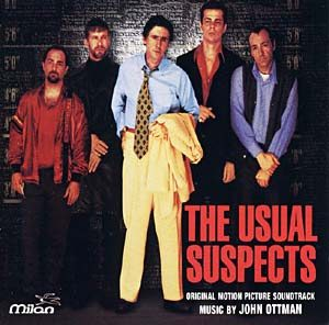 Usual Suspects original soundtrack