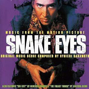 Snake Eyes original soundtrack
