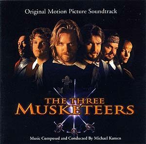 Three Musketeers original soundtrack