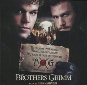 Brothers Grimm original soundtrack