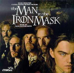 Man in the Iron Mask original soundtrack