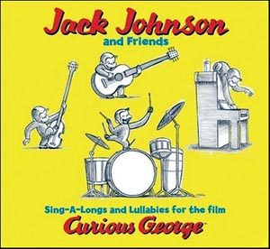 Curious George original soundtrack