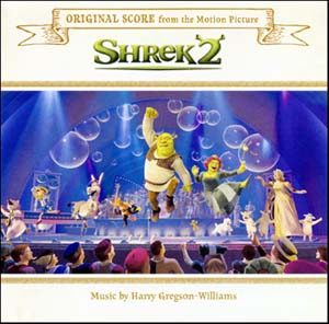 Shrek 2 original soundtrack