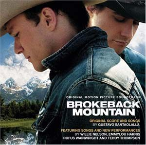 Brokeback Mountain original soundtrack