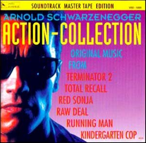 Action Collection: Arnold Schwarzenegger original soundtrack