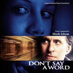 Don't Say a Word original soundtrack