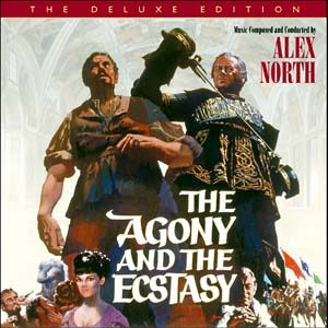 Agony and the Ecstasy original soundtrack