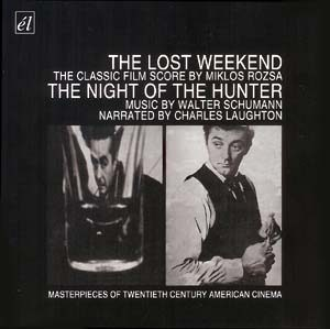Lost Weekend & Night of the Hunter original soundtrack