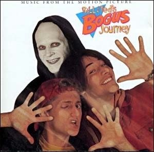 Bill & Ted Bogus Journey original soundtrack