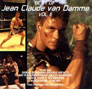 Best of Jean Claude van Damme: Vol. 2 original soundtrack