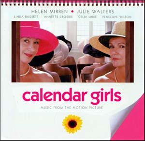 Calendar Girls original soundtrack