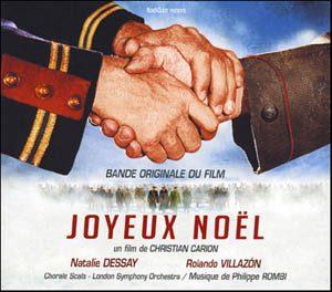 Joyeux Noël original soundtrack