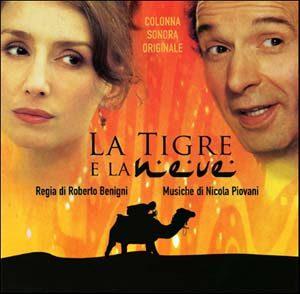 La Tigre e la Neve original soundtrack