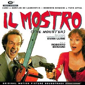 Il Mostro original soundtrack