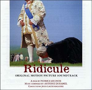 Ridicule original soundtrack