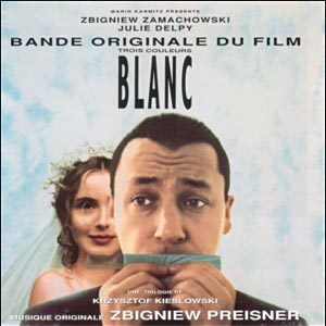 Trois Couleurs: Blanc  (white) original soundtrack