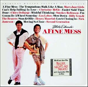 A Fine Mess original soundtrack