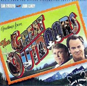 Great Outdoors original soundtrack