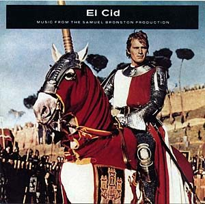 El Cid original soundtrack