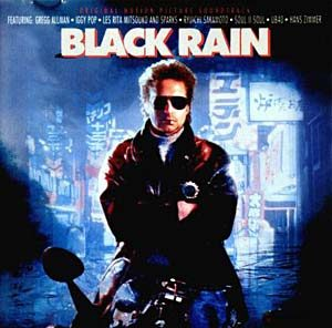 Black Rain original soundtrack
