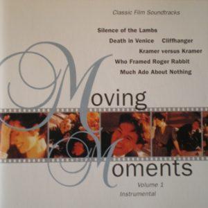 Moving Moments original soundtrack