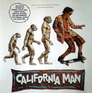 California Man original soundtrack