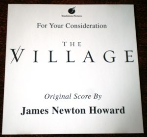 Village original soundtrack