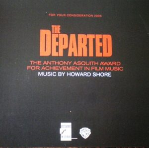 Departed original soundtrack
