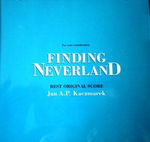 Finding Neverland original soundtrack