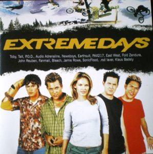 Extreme Days original soundtrack
