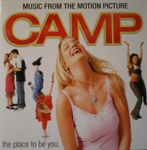 Camp original soundtrack