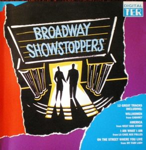 Broadway Showstoppers original soundtrack