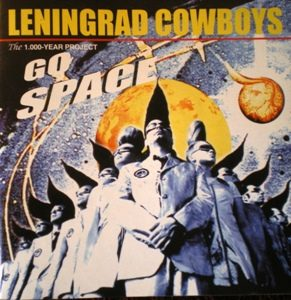 Lenningrad Cowboys Go Space original soundtrack