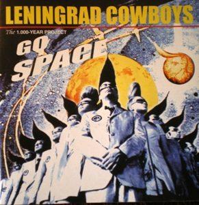 Lenningrad Cowboys Go Space original soundtrack