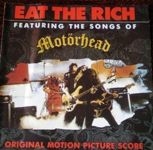Eat the Rich original soundtrack
