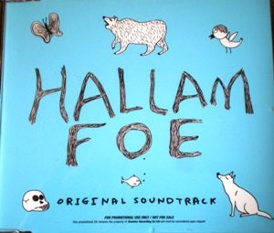 Hallam Foe original soundtrack