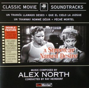 Streetcar named desire + Leave her to Heaven original soundtrack