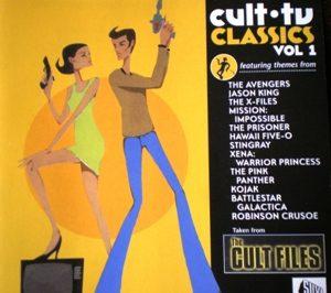 Cult TV classics Vol.1 original soundtrack