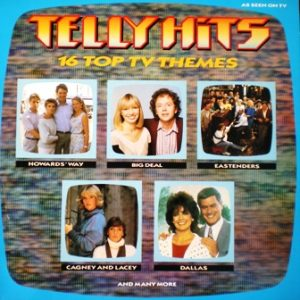 Telly Hits original soundtrack
