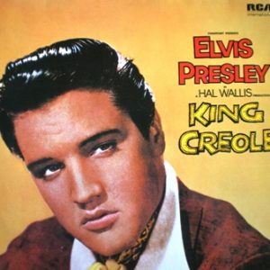 King Creole original soundtrack