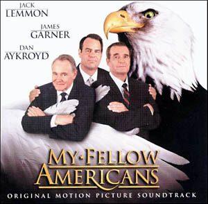 My Fellow Americans original soundtrack