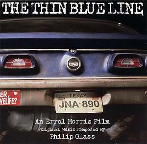 Thin Blue Line original soundtrack