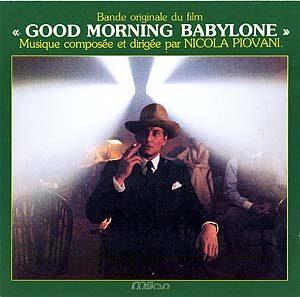 Good Morning Babylone original soundtrack