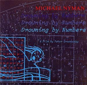 Drowning by Numbers original soundtrack