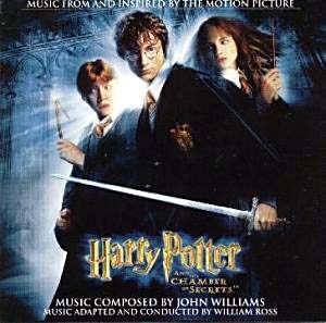 Harry Potter and the chamber of secrets original soundtrack