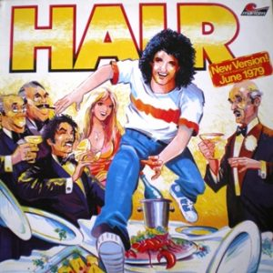 Hair: New Version 1979 original soundtrack