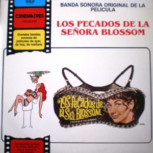 Bliss of Mrs Blossom original soundtrack