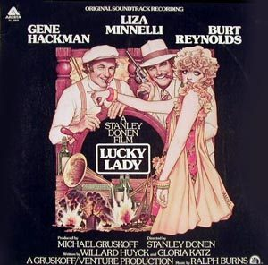 Lucky Lady original soundtrack